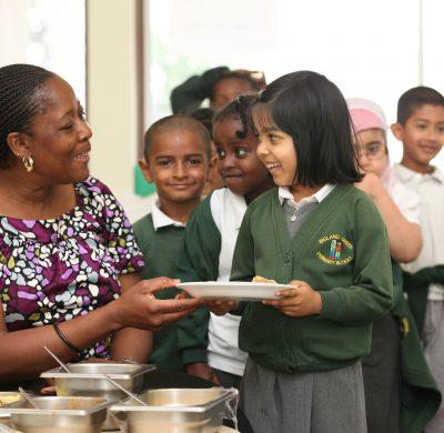 London, United Kingdom -  Thursday 23 June 2011, Bigland Green Primary School, Prospectus